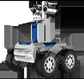 防爆巡检机器人